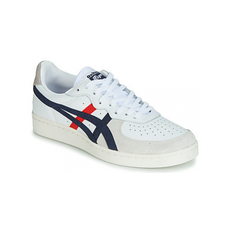 Onitsuka Tiger GSM LEATHER women's Shoes (Trainers) in White