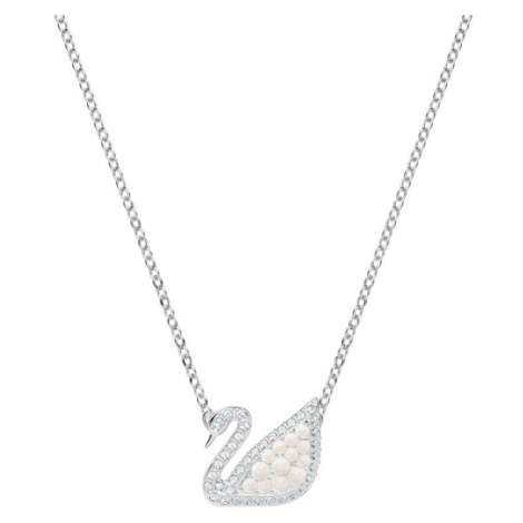 Swarovski Iconic Swan Crystal Necklace 5416605