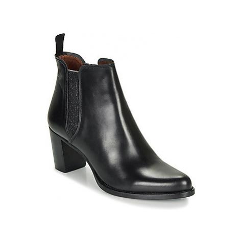 Muratti VITELO women's Low Ankle Boots in Black