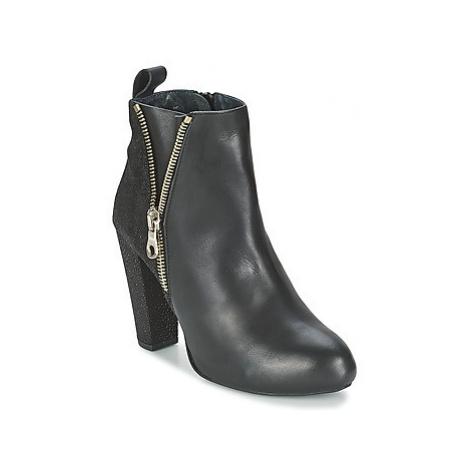 Shoe Biz RAIA women's Low Ankle Boots in Black Shoe Biz Copenhagen