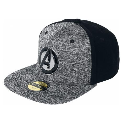Avengers - Logo - Snapback Cap - multicolour