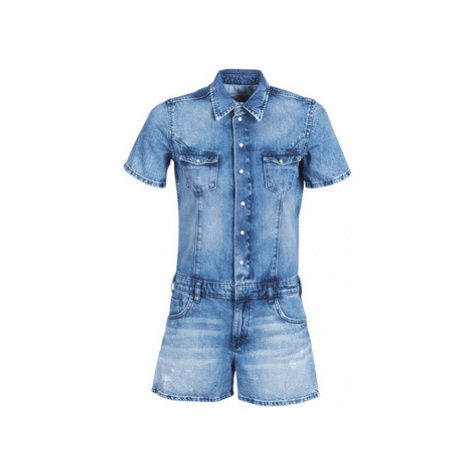 Pepe jeans DAWN women's Jumpsuit in Blue
