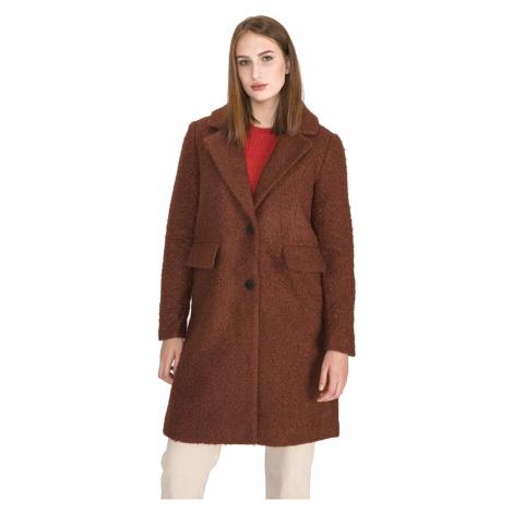 Vero Moda Cozy Diana Coat Brown