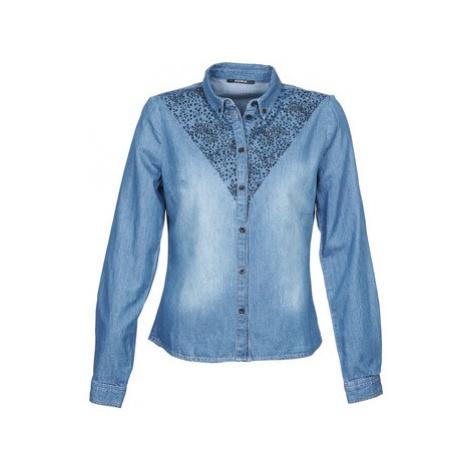 Kookaï SMITH women's Shirt in Blue