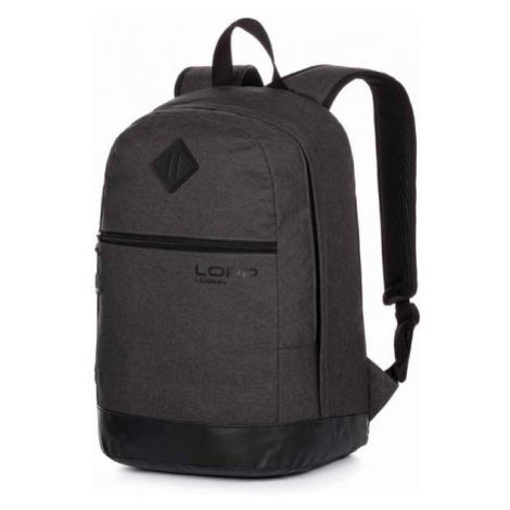 Loap RONDO grey - City backpack
