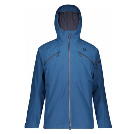 Scott ULTIMATE GTX 3 IN 1 JACKET dark blue - Men's ski jacket