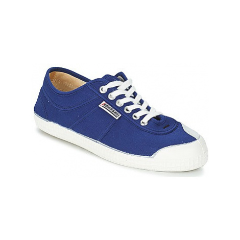 Kawasaki BASIC SHOE women's Shoes (Trainers) in Blue