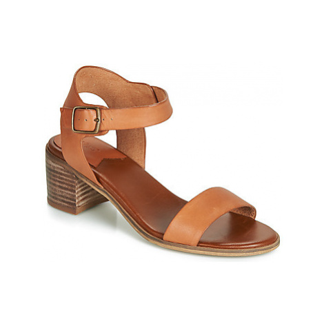 Kickers VOLOU women's Sandals in Brown