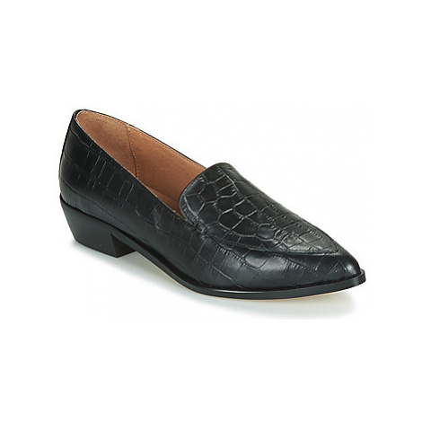 Betty London LETTIE women's Loafers / Casual Shoes in Black