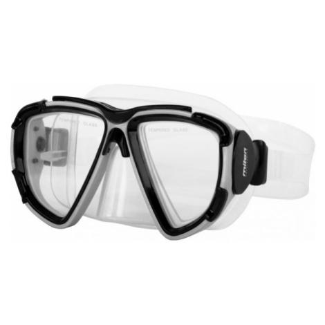 Miton CETO gray - Diving mask