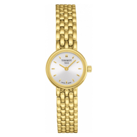 Ladies Tissot Lovely Watch T0580093303100
