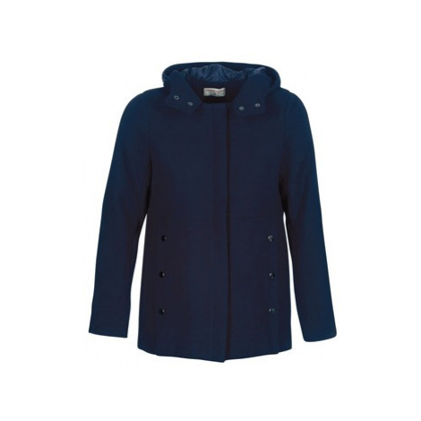 Moony Mood FANIO women's Coat in Blue