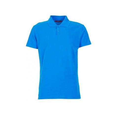 BOTD EPOLARO men's Polo shirt in Blue