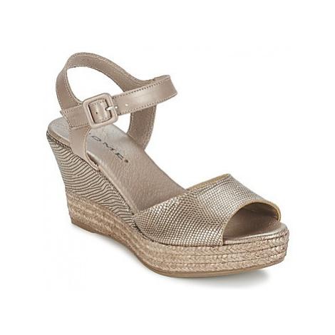 Nome Footwear IKOLA women's Sandals in Brown