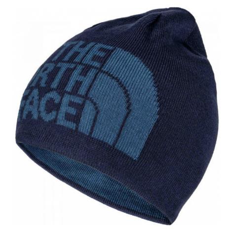 The North Face HIGHLINE BEANIE blue - Beanie