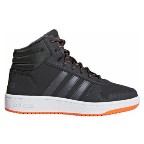 adidas HOOPS MID 2.0 K gray - Kids' leisure shoes