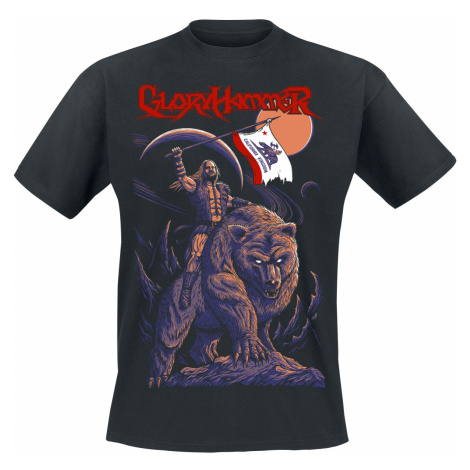 Gloryhammer - The Power Of Hoots - T-Shirt - black