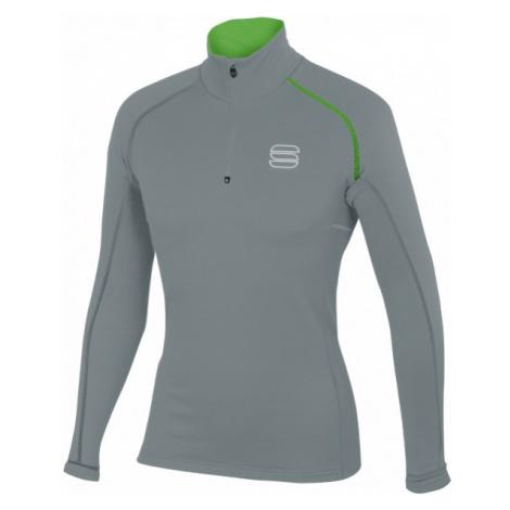 Sportful BOSCONERO ZIP TOP grey - Men's top