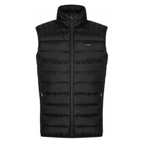 Loap IRSAK black - Men's vest