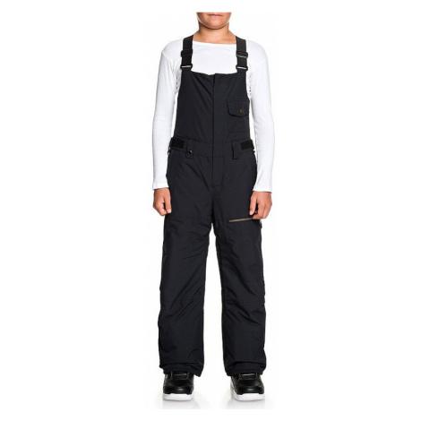 pants Quiksilver Utility Bib - KVJ0/Black - boy´s
