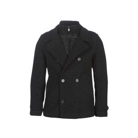 Casual Attitude LARA men's Coat in Black