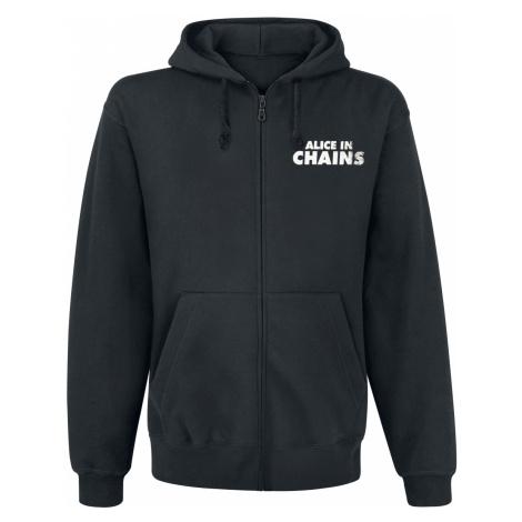 Alice In Chains - Big Eye - Hooded zip - black