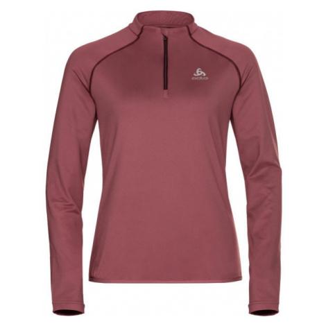 Odlo MIDLAYER 1/2 ZIP CARVE LIGHT - Women's functional sweatshirt