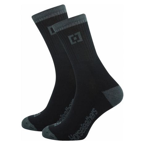 socks Horsefeathers Jayden - Black