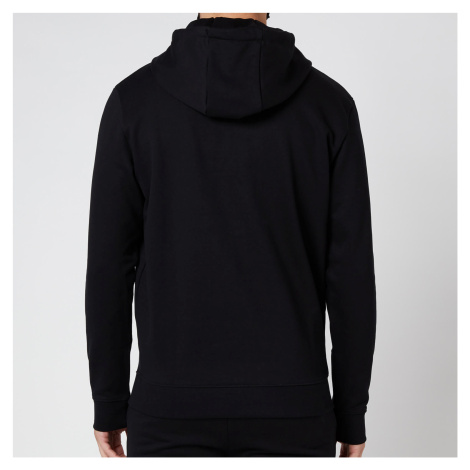 HUGO Men's Doley Hoody - Black Hugo Boss