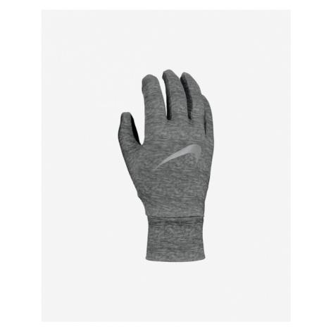 Nike Heathered Dry Element Running 2.0 Gloves Grey