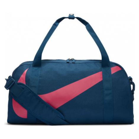 Nike GYM CLUB dark blue - Girls' sports bag