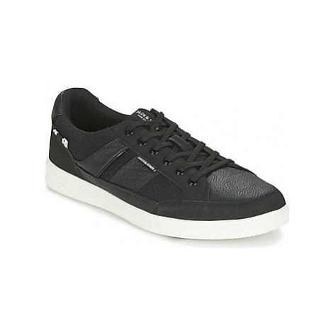 Jack Jones RAYNE men's Shoes (Trainers) in Black Jack & Jones