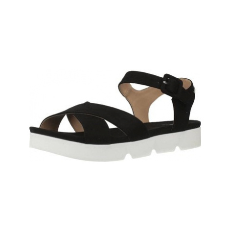 MTNG 51086M women's Sandals in Black