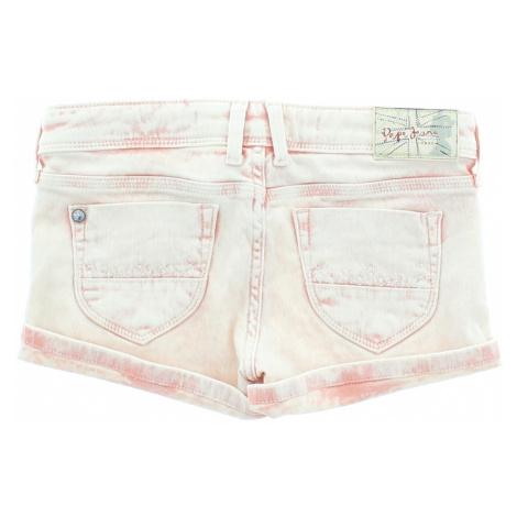 Pepe Jeans Kids Shorts Pink White