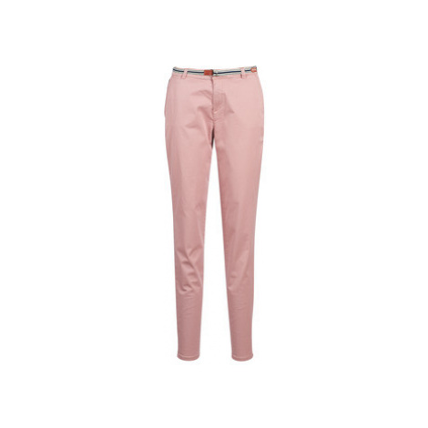 Esprit VUTILE women's Trousers in Pink