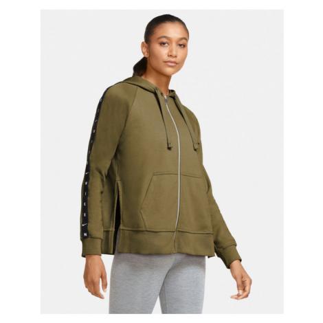 Nike Dri-FIT Get Fit Sweatshirt Green
