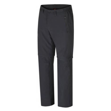 Hannah STRETCH gray - Men's detachable pants
