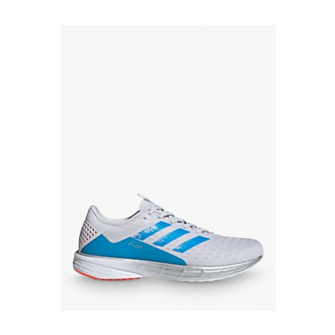 Adidas SL20 Primeblue Men's Running Shoes, Dash Grey/Sharp Blue/True Orange