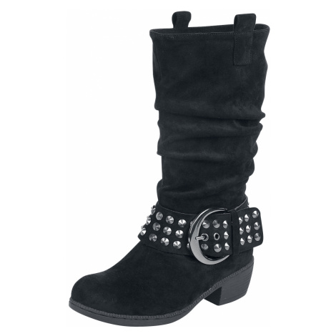 Black Premium by EMP - These Boots Are Made For Walking - Boots - black