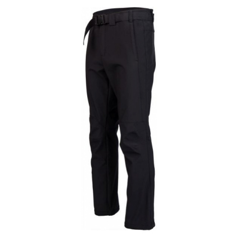 Willard BENTLEY black - Men's softshell trousers