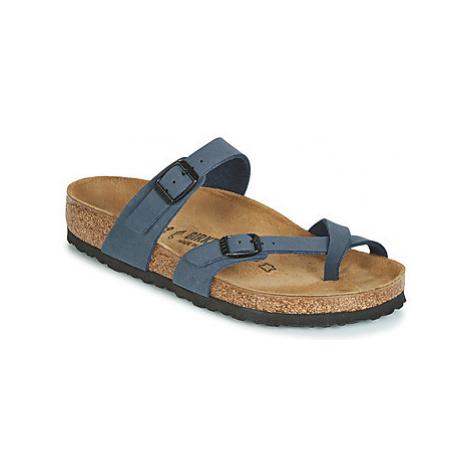 Birkenstock MAYARI women's Mules / Casual Shoes in Blue