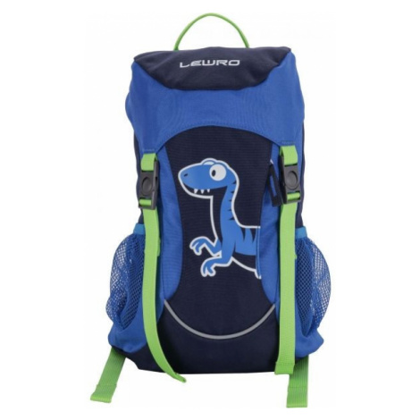 Lewro FOX 10 blue - Children's backpack