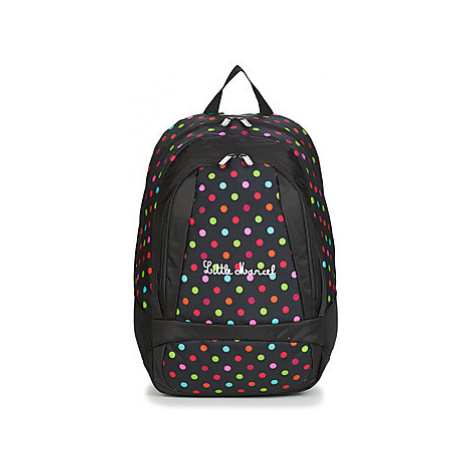 Little Marcel LITEUL girls's Children's Backpack in Black