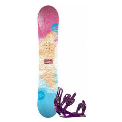 Rossignol RO MYTH LDC+MYTH S/M SET SNB - Women's snowboard set