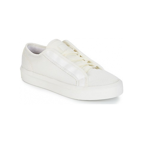 G-Star Raw STRETT LACE UP women's Shoes (Trainers) in White