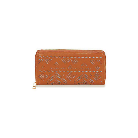 Moony Mood HININI women's Purse wallet in Brown