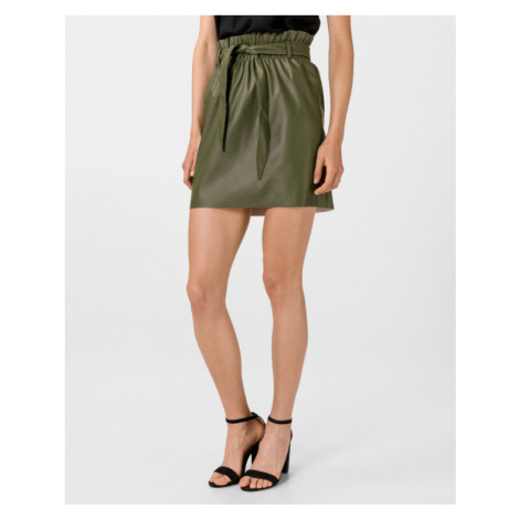 Vero Moda Awardbelt Skirt Green