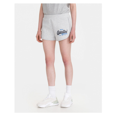 SuperDry Vl Duo Shorts Grey