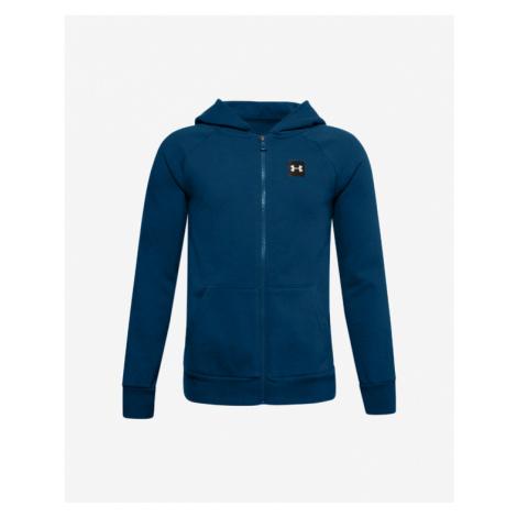 Blue boys' sports sweatshirts and hoodies