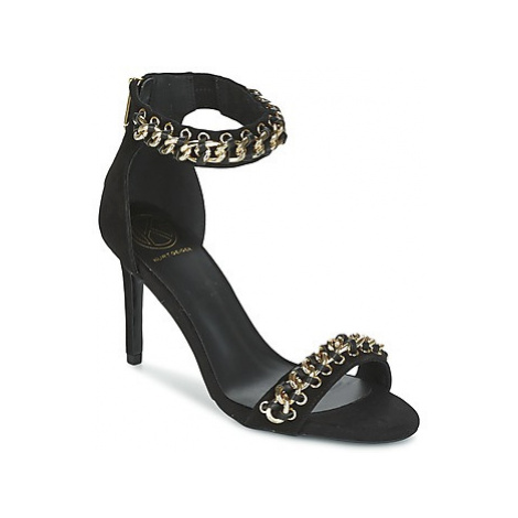 KG by Kurt Geiger HOLLYWOOD women's Sandals in Black KG Kurt Geiger